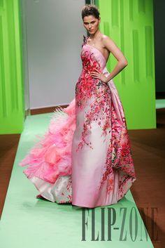 Georges Chakra Printemps-été 2008 - Haute couture - http://fr.orientpalms.com/georges-chakra,470