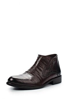 Ботинки Patrol (Cornado) мужские. Цвет: коричневый. Сезон: Осень-зима 2013/2014. С бесплатной доставкой и примеркой на Lamoda. http://j.mp/1qT665B