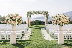 aboutdetailsdetails.com | Jana Williams Photography | OC Wedding | OC Wedding Planner | The Ritz-Carlton Laguna Niguel Wedding | Blush Wedding | White and Blush Floral Arrangements | Wedding Inspiration