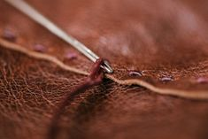 Sewing Leather: The keys to successful projects - So Sew Easy