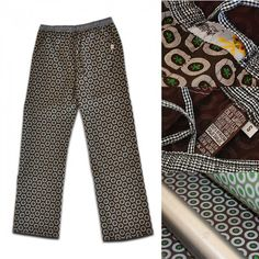 Perfect pants for all - boardroom to bar, and they are for a great cause - Goodbye Malaria. South African Fashion, Pajama Pants, Bar, Sewing, Fashion Design, Shopping, Sleep Pants, Needlework, Sew