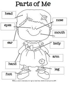 parts of me idea Would make a cute pictorial. parts of me idea Source by nihallim The post Would make a cute pictorial. parts of me idea appeared first on ATAK PORTAL. Body Preschool, Preschool Lessons, Preschool Learning, Kindergarten Worksheets, In Kindergarten, English Worksheets For Kids, English Activities, Preschool Activities, Color Activities