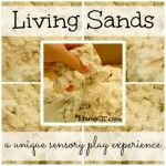 Living Sands: A unique sensory play experience!