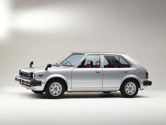 1979-83 Honda Civic 5-door