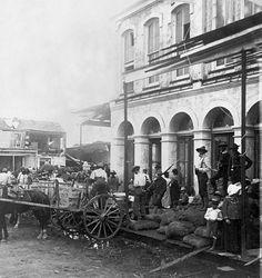 Galveston Flood 1900
