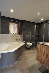 Luxury bathrooms at Petit Mouton -Saas Fee