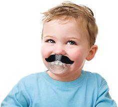 CHILL BABY - Bıyık emzik  Daha fazlasi:  http://www.hipnottis.com/kisisel-bakim/chill-baby-biyik-emzik