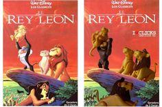 El Rey León - Playmobil Clicks
