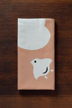 Japanese washcloth Tenugui by ponpindo