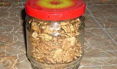 Zavařování ořechů v mikrovnce Drink Bottles, Preserves, Pickles, Smoothie, Household, Food And Drink, Homemade, Snacks, Canning