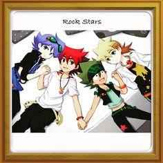 Tenkai Knights Rock Stars