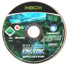 XBOX Peter Jackson's King Kong - The Official Game Of The Movie Spiel für X-BOX