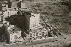 1963 - Barnes Hospital in St. Louis selects McCarthy to construct its Queeny Tower, a 17-story ambulatory care center that goes on to finish ahead of schedule.