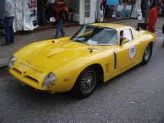 Bizzarrini 5300 GT America LM 1967 -1-