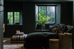 Ellesmera Mill combines rustic interiors with magical gardens, a luxury coastal self-catering millhouse in Blackpool Sands, Dartmouth with hot tub Cinema Room, Club Style, Rustic Interiors, Tub, Couch, Luxury, Dartmouth Devon, Catering, Movie Rooms