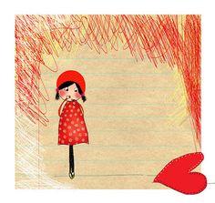Le carnet des Bisous (A notebook for kisses) by Sandra Van Doorn