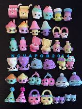 Season 4 Pastel COMPLETE Set Moose Shopkins Lot of 36 From Easter Eggs Exclusive