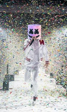 Marshmello Wallpapers - Click Image to Get More Resolution & Easly Set Wallpapers Joker Hd Wallpaper, Joker Wallpapers, Music Wallpaper, Pretty Wallpapers, Marshmallow, Marshmello Wallpapers, Marshmello Dj, Cool Pictures, Cool Photos