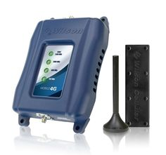 Amazon.com: Wilson Electronics Mobile 4g Cellular Signal Booster Kit - Retail Packaging - Black: Cell Phones & Accessories