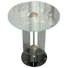 Side Table By Brusotti