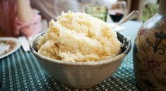 Mashed Cauliflower and Potato