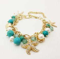 2014 Sea Life/Summer Bracelet