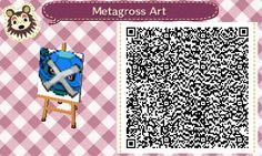 Metagross QR Code by Scarangel999 on DeviantArt