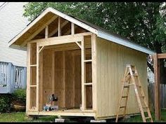 How to Build a Shed? Shed Plans and Designs