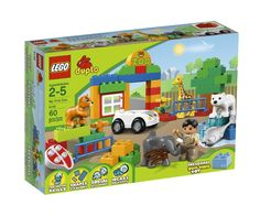 LEGO DUPLO My First Zoo 6136:Amazon:Toys & Games