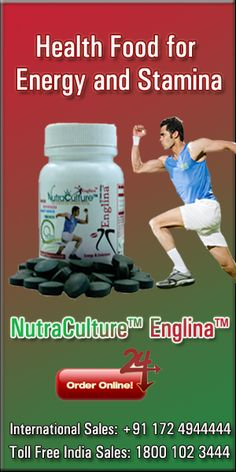 #Boosts #Energy, Strengthen the #immunesystem with Nutraculture Englina.