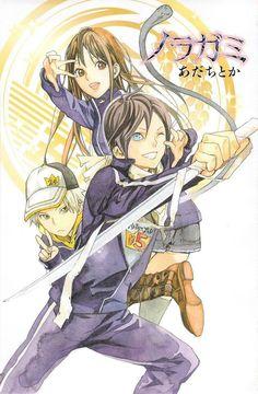 Yato,Hiyori,Yukine
