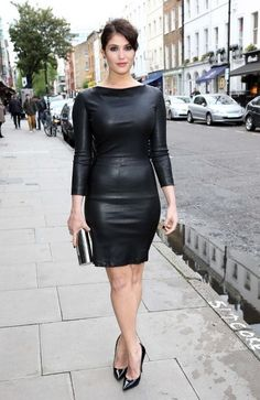 Gemma Arterton - Lux Leather