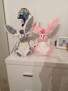 Coppia di conigli...