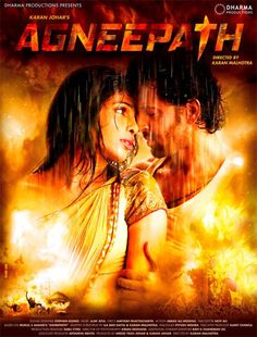 Agneepath - featuring Hrithik Roshan and one of the greatest onscreen villains. My #6 film of 2012. Look forward to revisiting this one!