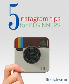 Social Media Tips | Five simple tips to help you start a great Instagram account and grow your following.