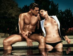 Nude male clothed Cfnm female