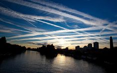 Government Reply to Chemtrails | Chemtrails Raining Poison from the Sky - 12160