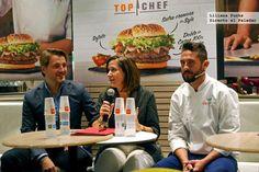 Llega a McDonald's la hamburguesa creada por Peña en Top Chef Hamburgers, Hipster Stuff