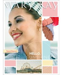 Mary Kay Hello Sunshine Spring Beach Collection 2014 http://www.marykay.com/ehough or text 219-246-6142