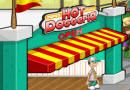 Papas Hot Doggeria. Papa Louie opened a restaurant Hot Doggeria and he now has to satisfy the customers. Help Papa Louie to cook some delicious hot dogs. Source: http://www.friv-top.com/papas-hot-doggeria.html