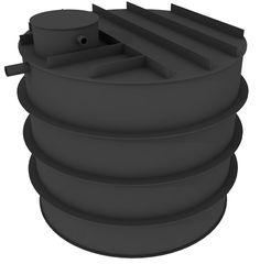 Podzemní nádrž na dešťovou vodu Basic ST6 - 6000 l