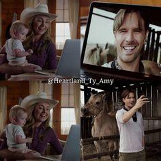 Heartland Season 11, Watch Heartland, Amy And Ty Heartland, Heartland Tv Show, Ty E Amy, Graham Wardle, Amber Marshall, Book Show, Best Shows Ever