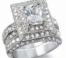 huge engagement rings - Huge Wedding Ring