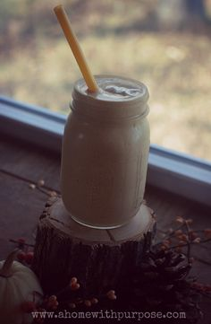 Pumpkin Spice Shake (FP or S)   Sugar Free, Low Carb, Gluten Free