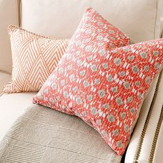 Lindsey Ikat Pillow