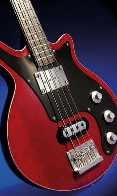 The BMG Bass - Antique Cherry