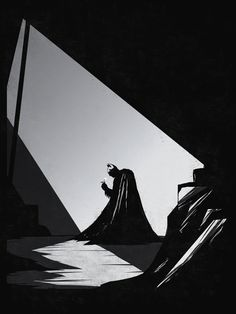 Moonlit Knight | Batman – By Khoa Ho of Fairfield, CA, United States Artist: -SpacemanArt- | -Behance- | -Facebook- | -Twitter- | -Instagram- GeeksNGamers: Facebook | Twitter | Tumblr | Adventure On!