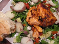 http://bestlifeblueprint.bizblueprint.com/healthy-recipies/roasted-red-pepper-salmon-with-spinach