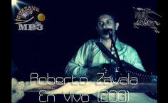 Roberto Zavala – En Vivo (2013) : En Vivo 2013 - Sinaloa-Mp3