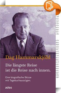 Dag Hammarskjöld - Die längste Reise ist die Reise nach innen    ::  Dag Hammarskjöld begibt sich auf seinen letzten Flug. Stationen seines Lebens ziehen vor seinem geistigen Auge vorbei. Er blickt zurück und erkennt mehr und mehr, worauf es wirklich ankommt. Dieser Flug wird eine Reise zu sich selbst, nach innen - und ohne Wiederkehr. Bis heute konnte nicht geklärt werden, ob der Absturz der UN-Maschine im September 1961 an der Grenze zu Sambia ein Unfall oder politisch motivierter Mo...